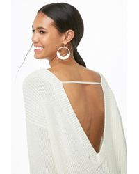 Forever 21 - Ribbed Knit Jumper Sweater - Lyst