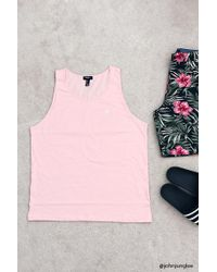 Forever 21 | Palm Graphic Tank Top | Lyst