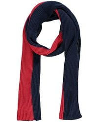 Forever 21 - Ribbed Colorblock Oblong Scarf - Lyst