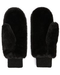 Forever 21 - Faux Fur Mittens - Lyst