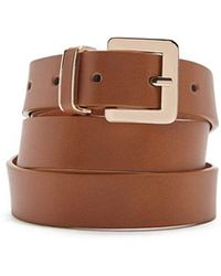 Forever 21   Faux Leather Belt   Lyst