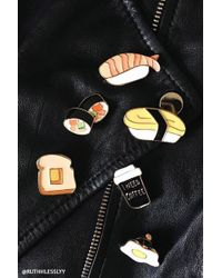 Forever 21 Sushi Pin Set - Multicolor