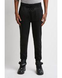 Forever 21 - Mesh-paneled Sweatpants - Lyst