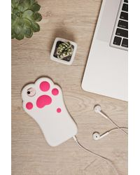 Forever 21 - Paw Phone Case For Iphone 6/6s/7 - Lyst