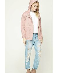 Forever 21 - Women's Contemporary Utility Jacket - Lyst