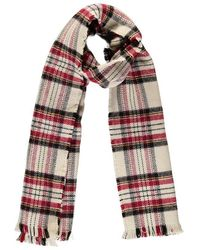 Forever 21 - Plaid Twill Oblong Scarf - Lyst