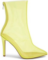 Forever 21 - Transparent Ankle Boots - Lyst