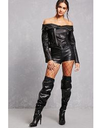 Forever 21 | Slouchy Over-the-knee Boots | Lyst