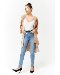 Forever 21 - Ditsy Floral Print Kimono - Lyst