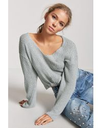 Forever 21 - Sweater-knit Top - Lyst