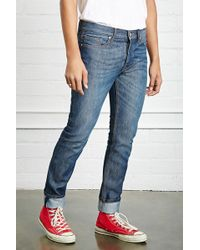 Forever 21 - Slim-fit Jeans - Lyst