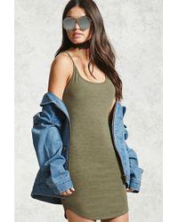 Forever 21 | Scoop Neck Cami Dress | Lyst