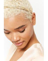 Forever 21 - Foliage Embellished Headband - Lyst