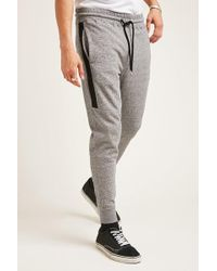 Forever 21 - Colorblock Side Sweatpants - Lyst