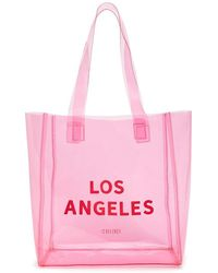 Forever 21 - Los Angeles Tote Bag - Lyst