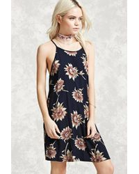 Forever 21 | Floral Cami Dress | Lyst