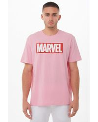35070105f Uniqlo Ut Grand Prix Marvel Short Sleeve Graphic T-shirt in Black ...