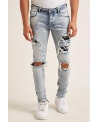 Forever 21 | Project X Paris Distressed Jeans | Lyst