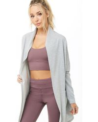 Forever 21 - Active Dolman Cardigan - Lyst