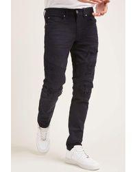 Forever 21 - Jordan Craig Moto Jeans - Lyst