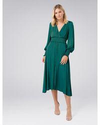 Forever New Evie Midi Dress - Green