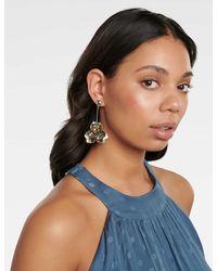 Forever New - Anita Flower Drop Earrings - Lyst
