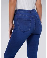Forever New Bella High-rise Sculpting Jeans - Blue