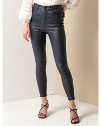 Forever New Zoe Mid-rise Ankle Grazer Jeans - Blue