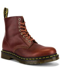 Dr. Martens 1460 Pascal Boots - Brown