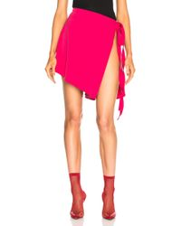 Y. Project - Open Side Skirt - Lyst