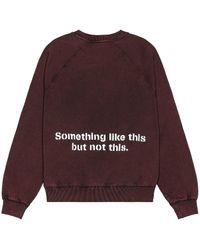 Dolce & Gabbana Sweater - Lila
