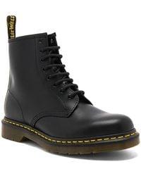 Dr. Martens 1460z Dmc 8 Up B-smooth Boot - Black