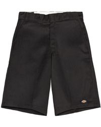 Dickies 13 Multi Pocket Work Short - Black