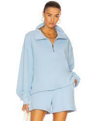 ATOIR The Pullover Sweatshirt - Blau
