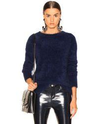 RTA - Brushed Sweater - Lyst