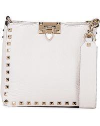 Valentino Rockstud Mini Hobo Bag - Multicolour