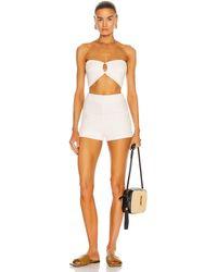 Alexis Kamea Knit Set - Weiß