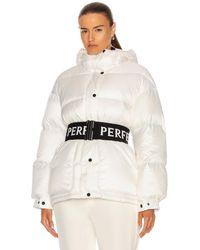 Perfect Moment Oversize Parka II Jacket - Weiß