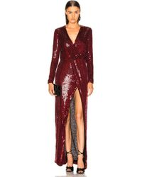 Galvan London - Sequined Vera Dress - Lyst