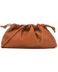 STUDIO AMELIA 1.1 Mini Drawstring Bag - Brown