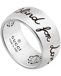 Gucci - Blind For Love Ring - Lyst