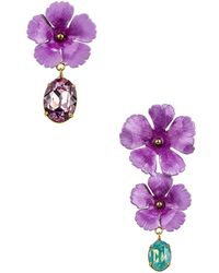 Jennifer Behr - Jacinta Earrings - Lyst