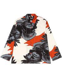 Undercover Pyjama - Rot