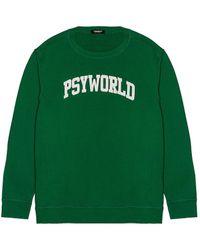 Undercover Sweater - Grün