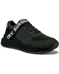 Burberry Ronnie Zig M Low - Black