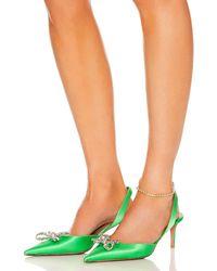 AMINA MUADDI Tennis Anklet - Mehrfarbig