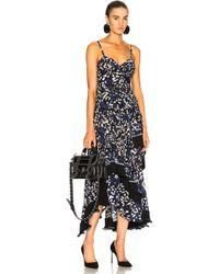3.1 Phillip Lim - Painted Dot Dress - Lyst