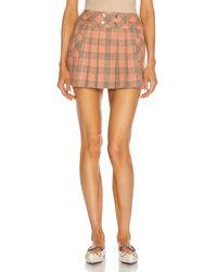 Gucci Mini Skirt - Pink