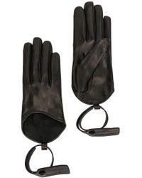 Off-White c/o Virgil Abloh - Nappa Gloves - Lyst