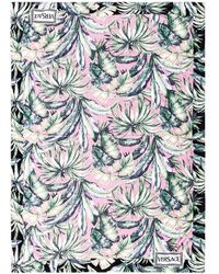 Versace Jungle Beach Towel - Mehrfarbig